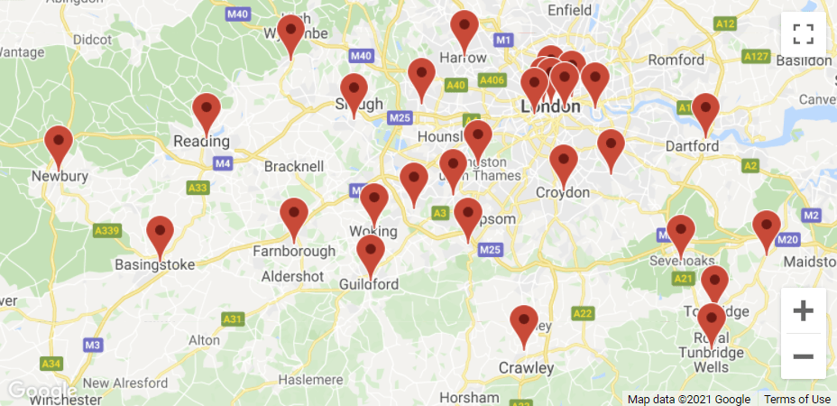 Thomas Mansfield Office Locations